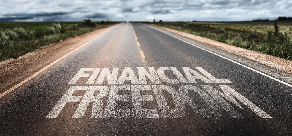 Financial Freedom During an Economic Downturn