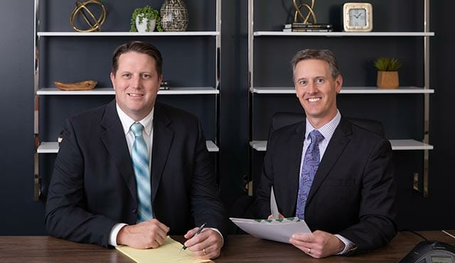 Asset Strategies Co-founders Justin Widick and Chadd Hoeft