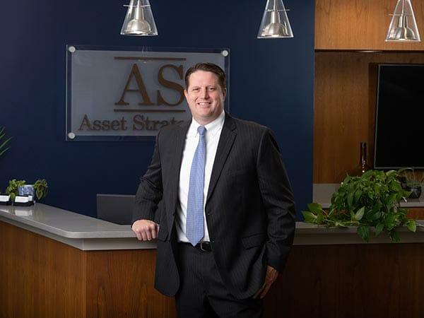 Asset Strategies' co-founder Justin Widick